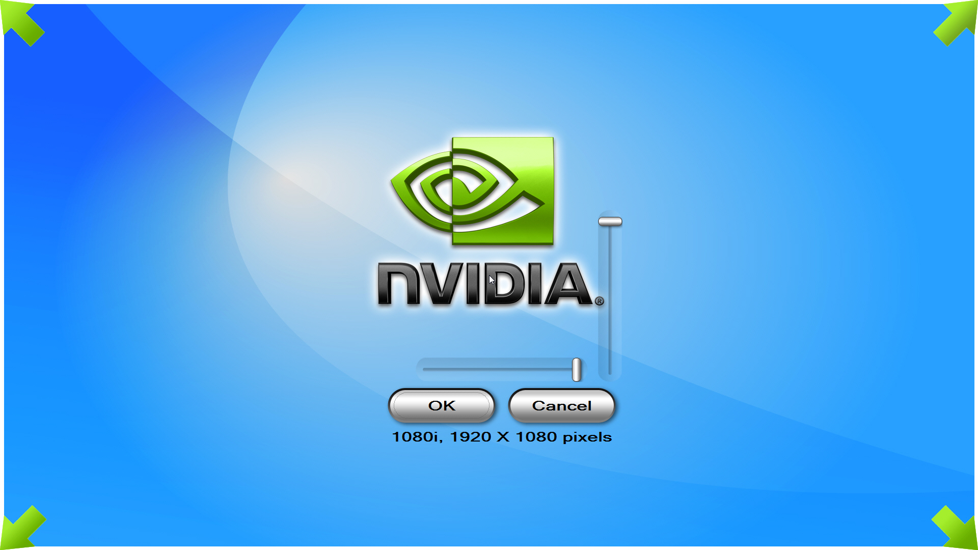 How do I setup my NVIDIA based graphics card to work with my